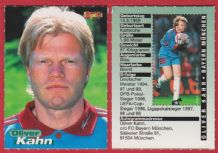 Bayern Munich Oliver Kahn Germany 3
